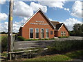 TM1361 : Mickfield Evangelical Church by Adrian Cable