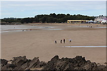 ST1166 : Whitmore Bay, Barry Island by M J Roscoe