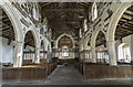 TF4688 : Interior, All Saints' Theddlethorpe by J.Hannan-Briggs