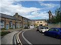 NZ2563 : Former railway works, Fletcher Road, Gateshead by Stephen Richards
