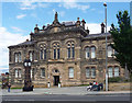 NZ2563 : Former Town Hall, West Street, Gateshead by Stephen Richards
