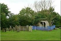 TL3676 : Old St Helen's Church by Alan Murray-Rust