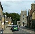 TL2885 : High Street, Ramsey by Alan Murray-Rust