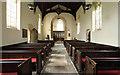 TL3044 : St Michael, Abington Pigotts - West end by John Salmon