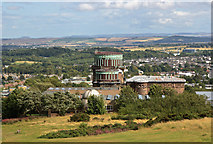 NT2570 : The Royal Observatory, Edinburgh by Anthony O'Neil