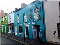 Q4401 : The Dolphin Shop, Strand Street, Dingle by Oliver Dixon