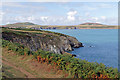 SM7024 : Ramsey Island by Alan Hughes
