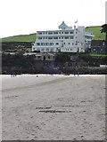 SX6443 : Burgh Island Hotel by Martin Bodman