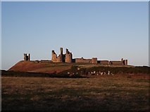 NU2521 : Dunstanburgh Castle, Northumberland by I Love Colour