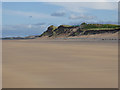 Q5813 : Sand cliff at the back of Stradbally Strand by Oliver Dixon