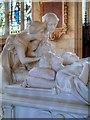 SK3140 : Monument to Lord and Lady Curzon in All Saints' Church by David Dixon