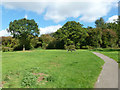 TL0118 : Open area, Whipsnade Heath by Robin Webster