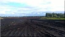 N1727 : Irish Peat Mining by James Emmans