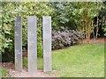 SP0583 : Winterbourne Plaques by Gordon Griffiths