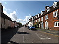 TM1065 : Front Street, Mendlesham by Adrian Cable