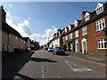 TM1065 : Front Street, Mendlesham by Geographer