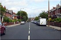 SD3727 : Warton Street in Lytham by Steve Daniels
