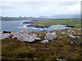 Q3002 : View north-east from Clogher Head by Oliver Dixon