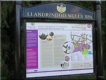 SO0660 : Llandrindod Wells Spa by Bill Nicholls