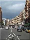 TQ2779 : London - Brompton Road - near Harrods by Rob Farrow
