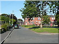 SE1121 : Whitwell Drive, Elland by Humphrey Bolton