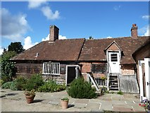 SU7037 : Chawton - Jane Austen's House - Bakehouse by Rob Farrow