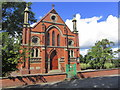 SJ7251 : Chorlton Methodist Church near Hough, Cheshire by Colin Park