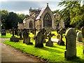 SK1532 : The Parish Church of All Saints, Sudbury by David Dixon