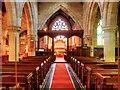 SK1532 : All Saints' Parish Church, Sudbury by David Dixon