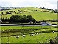 SH8264 : Farmland off the B5133 by Gerald England