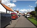 TM1065 : Old Market Street, Mendlesham by Adrian Cable