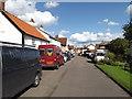 TM1065 : Old Market Street, Mendlesham by Geographer