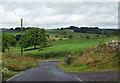NZ0488 : Farmland near Rothley (2) by Stephen Richards