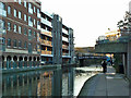 TQ2983 : Regent's Canal by Robin Webster