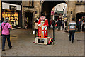 SK9771 : Baron Mayor of Lincoln by Richard Croft