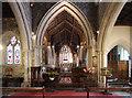 TL5448 : Holy Trinity, Hildersham - East end by John Salmon