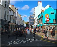 TQ3103 : East Street, Brighton by Simon Carey