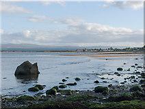 NH7358 : Low tide at Rosemarkie Bay by Julian Paren
