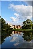 SE6250 : Heslington Hall over the lake by DS Pugh