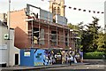J3574 : New Bryson Street Surgery, Belfast (September 2015) by Albert Bridge