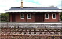 SO2508 : Blaenavon (High Level) railway station building by Jaggery
