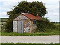 TQ9325 : Looker's Hut near Cliff Marsh Farm by John Baker