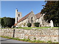 TQ5793 : St. Peter's Church, South Weald by Adrian Cable