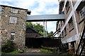 SH7863 : The rear of the Trefriw Woollen Mills by Steve Daniels