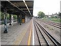 TQ4584 : Upney Underground station, Greater London by Nigel Thompson