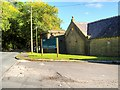 SD7920 : Rossendale Wastewater Treatment Works, Irwell Vale Road by David Dixon