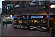 SP0686 : Pizza Express by N Chadwick