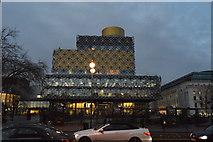 SP0686 : Birmingham Library by N Chadwick
