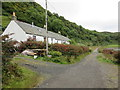 NM8127 : Cottages at Little Horseshoe, Kerrera by Euan Nelson