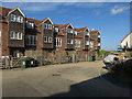 TF9143 : Mainsail Yard by Hugh Venables
